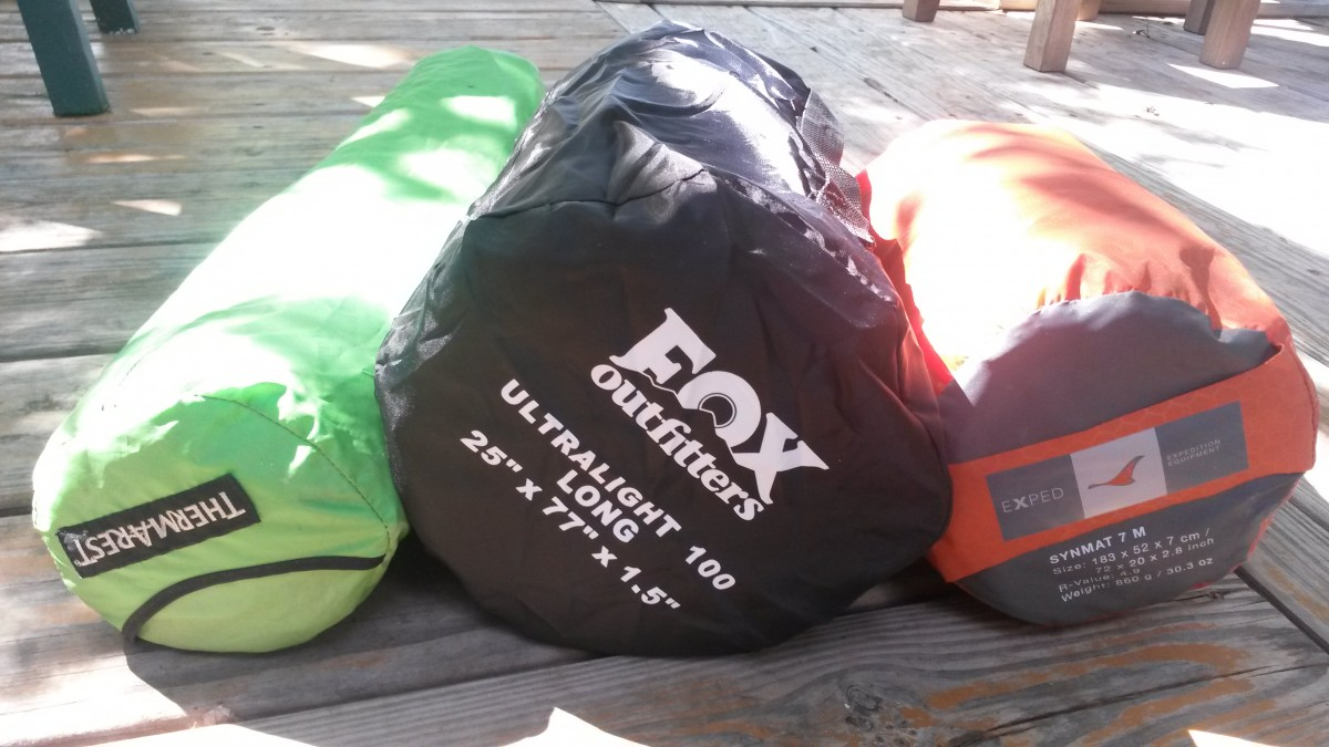 Fox Outfitters Ultralight 100 Long Mattress The Gear Whores