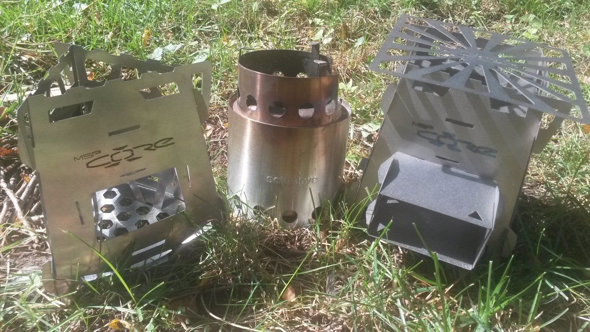 Review: CORE Wood Gas Backpacking Stove - The Gear Whores