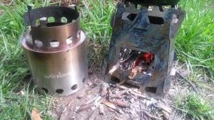 Core M4 stove vs Solo Stove
