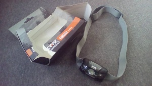 Fox Outfitters Firefly Headlamp.